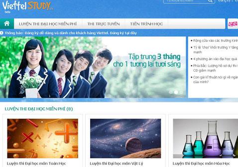 Giáo dục trực tuyến ở Việt Nam